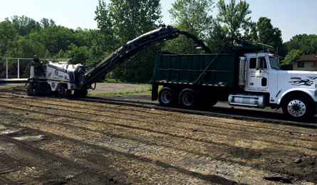 Commercial Paving Services New Jersey